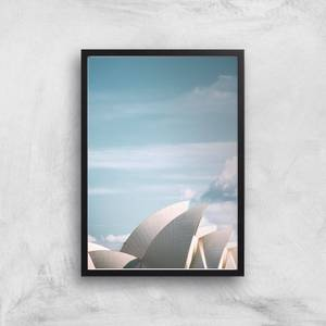 Sydney Opera House Giclee Art Print