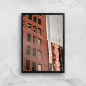 City Views Giclee Art Print