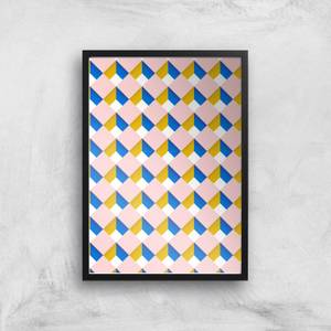 Watch The Drop Giclee Art Print