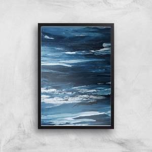 Lost At Sea Giclee Art Print