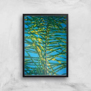 Leaves Like Ladders Giclee Art Print