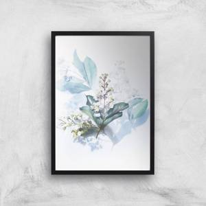 Look At This Flower Giclee Art Print