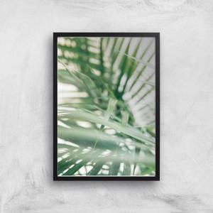 Hidden Amongst The Leaves Giclee Art Print