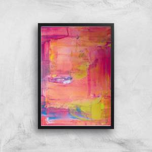 Lost In Colours Giclee Art Print