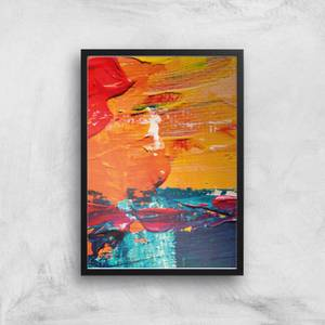 Paint My Sunset Giclee Art Print