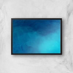 Deep Blue Sea Giclee Art Print