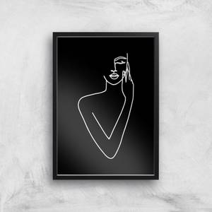 Tonight I'm Dreaming Of Your Touch Giclee Art Print