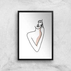 Dreaming Of Your Touch Giclee Art Print