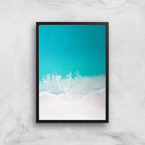 Clear Blue Sea Giclee Art Print