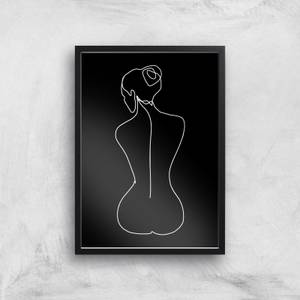 She Was Perfection The Night We Met Giclee Art Print