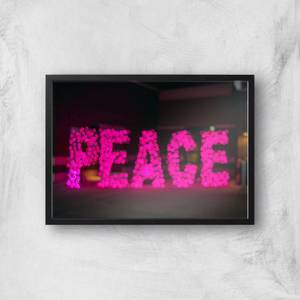 Peace Giclee Art Print