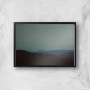 Darkness Falls Giclee Art Print