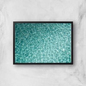 Water Ripples Giclee Art Print