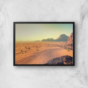 Looming Sandstrom Giclee Art Print