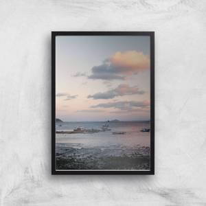 Sea Shore Giclee Art Print
