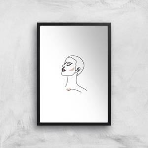 Head Held High Giclee Art Print
