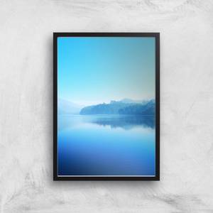 Lake Of Tranquility Giclee Art Print