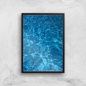 Calm Waters Giclee Art Print
