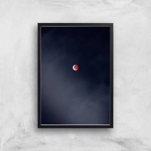Blood Moon Giclee Art Print