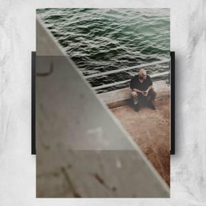Reflecting On Life Giclee Art Print