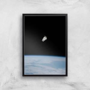Astronaut Giclee Art Print