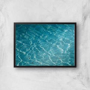 Ripples On The Water Giclee Art Print