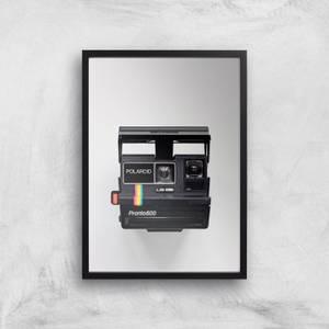 Polaroid Camera Giclee Art Print