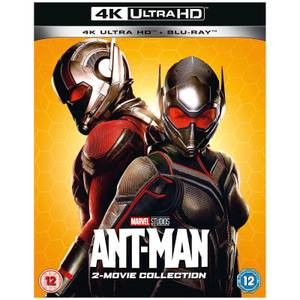 Ant-Man / Ant-Man & The Wasp - 4K Ultra HD Doppelpack