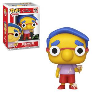 The Simpsons Milhouse Van Houten ECCC 2020 EXC Funko Pop! Vinyl
