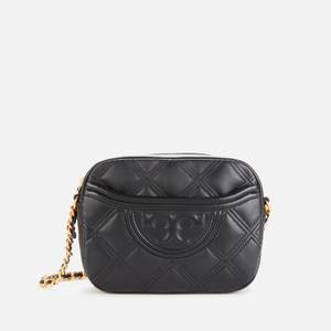 Tory Burch Women's Fleming Soft Camera Bag - Black