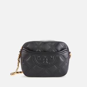 Tory Burch Women's Fleming Soft Camera Bag - Black