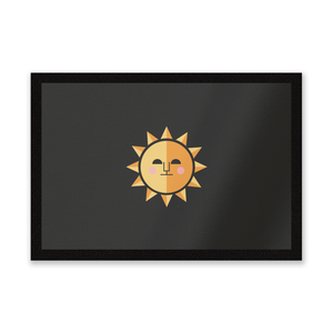 The Sun Entrance Mat