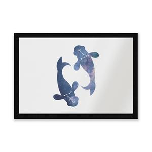 Pisces Entrance Mat