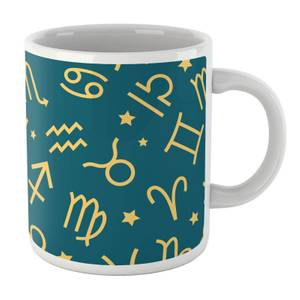 Horoscope Pattern Mug