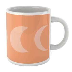 Abstract Moon Phase Mug