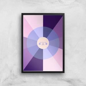 Colours Of The Night Giclée Art Print