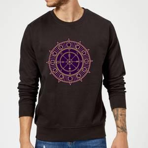 Wheel Of Fortune Sweatshirt - Black