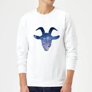 Aries Sweatshirt - White