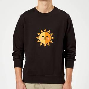 The Sun Sweatshirt - Black