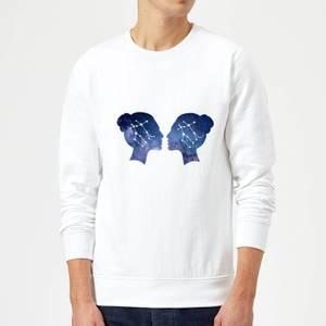 Gemini Sweatshirt - White