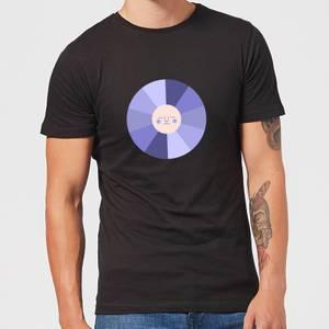 Colours Of The Night Men's T-Shirt - Black