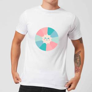 Colours Of The Day Men's T-Shirt - White