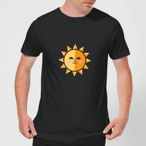 The Sun Men's T-Shirt - Black