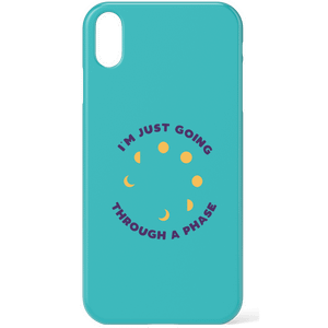 I'm Just Going Through A Phase Phone Case for iPhone and Android