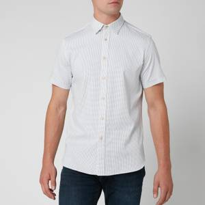 Ted Baker Men's Windo Textured Shirt - White