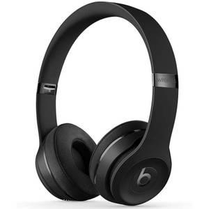 Beats By Dr. Dre Solo 3 Wireless On-Ear Headphones - Matte Black