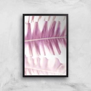 Pink Velvet Giclee Art Print
