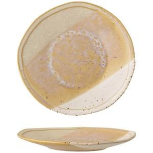 Bloomingville April Dinner Plate - Cream