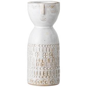 Bloomingville Face Vase - White