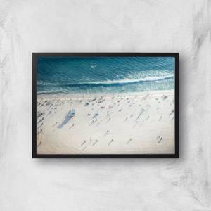 Salty Air Giclee Art Print